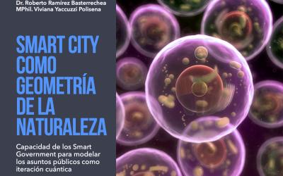 Smart City como geometría de la naturaleza  Capacidad de los Smart Government para modelar los asuntos públicos como iteración cuántica